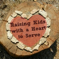Raising Kids with Hearts to Serve