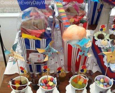 clown birthday party 4