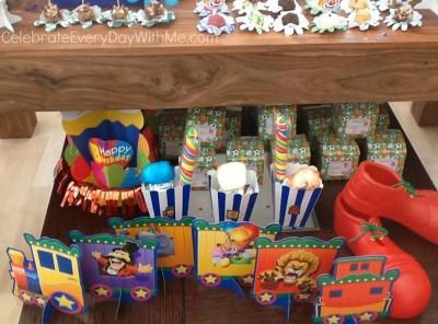clown birthday party 7