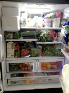 eat to live fridge