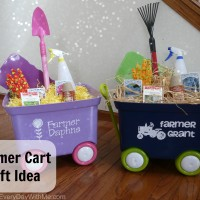 Farmer Carts for Children's Gifts
