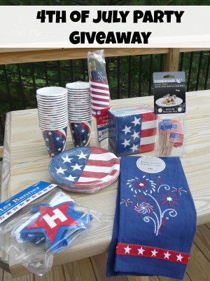 4th of July Party Giveaway