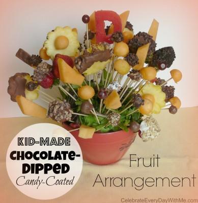 Fruit Arrangement b