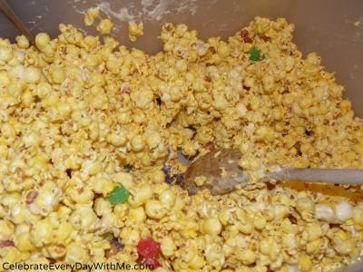Popcorn Cake 11