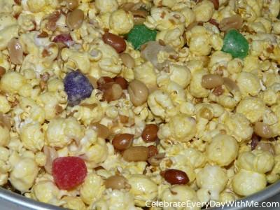 Popcorn Cake 6