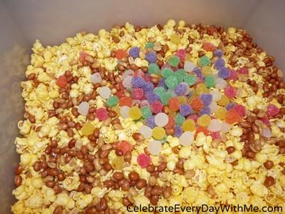 Popcorn Cake 8
