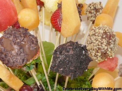 diy fruit arrangement 7