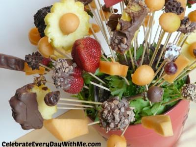 fruit arrangement 6