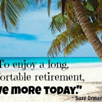 A Simply Organized Life:  Retirement & College Planning