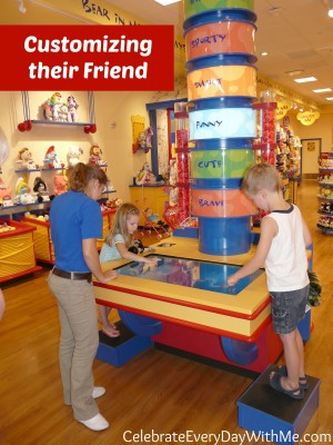 Build A Bear New Store