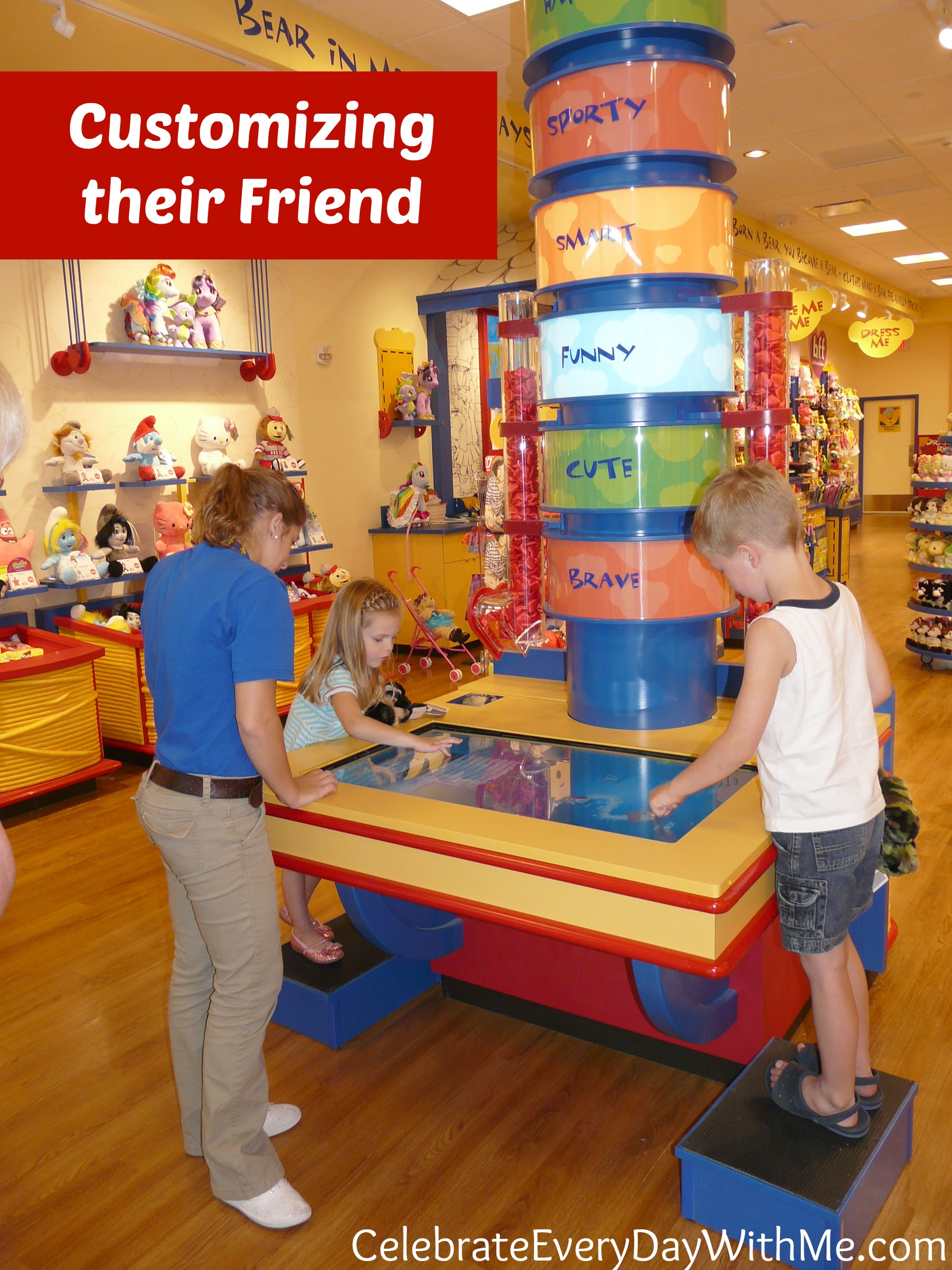 Build A Bear Personality Test
