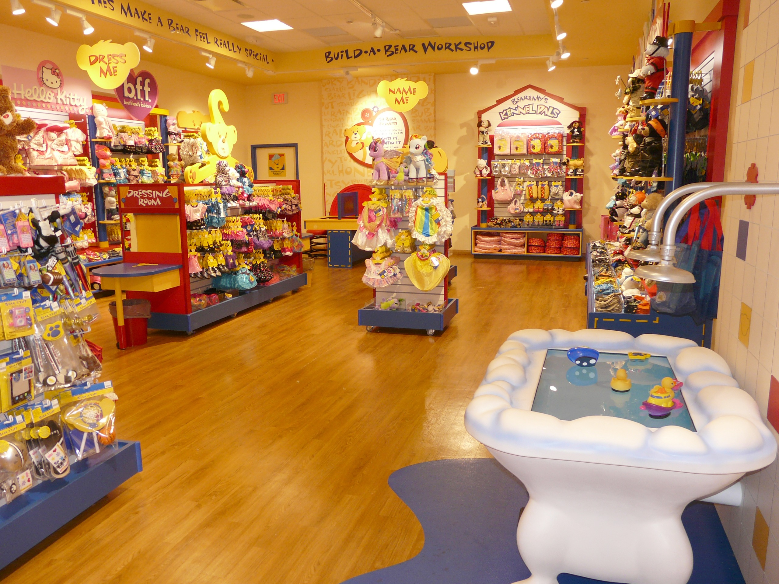 Build A Bear Workshop Party Cost