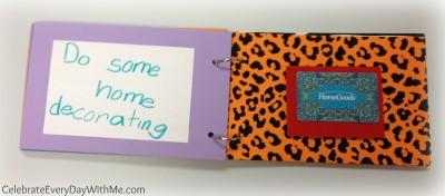 gift card booklet.teacher gift 4