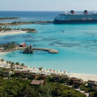 Spectacular Memory of the VIP Christening Cruise of the Disney Magic