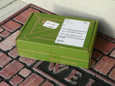 Kiwi Crate Delivered