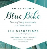 Are You Just Getting By?  Notes from a Blue Bike Review & Giveaway