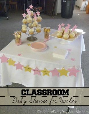 classroom baby shower for teacher-3