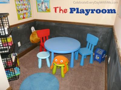 creative kids spaces . the playroom