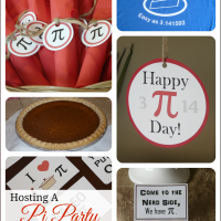 Pi Day Party