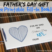 FREE Printable for Father's Day
