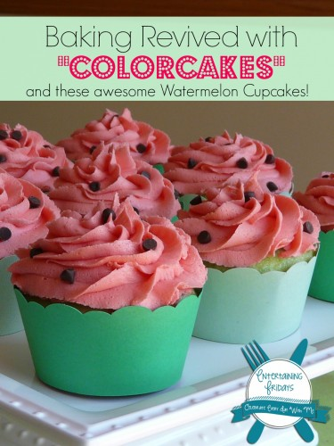 Baking Revived with COLORCAKES