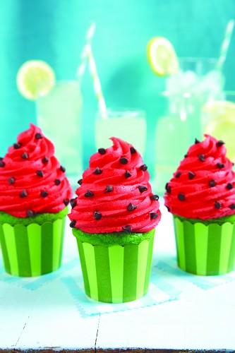 WatermelonCupcakes