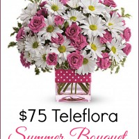 Summer Bouquet Teleflora Giveaway & Discount Code