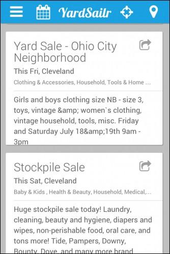 yardsailr listing 2