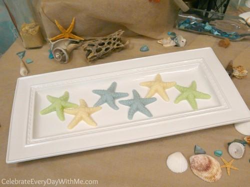 Chocolate Starfish from Chocoley.com