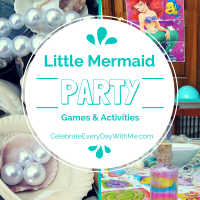 Little Mermaid Party Games & Activities