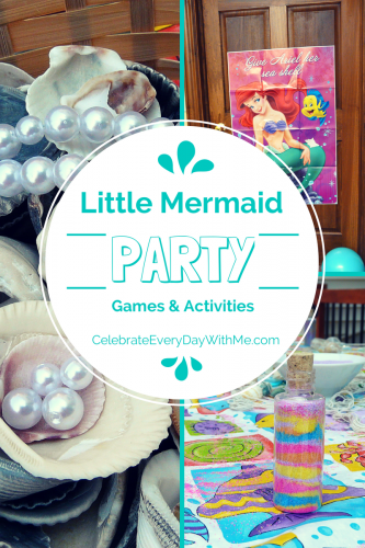 Little Mermaid Party - Games & Activities