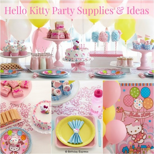 hello kitty party inspiration!