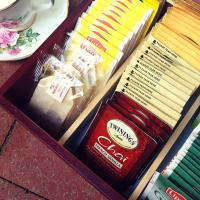 Warm Your Guests:  DIY Tea Caddy