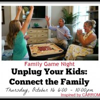 Unplug Your Kids:  Connect the Family