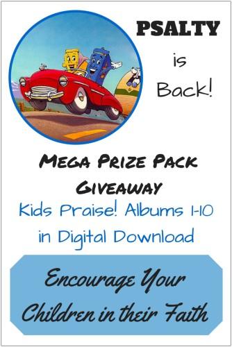 Psalty is Back! Mega Giveaway