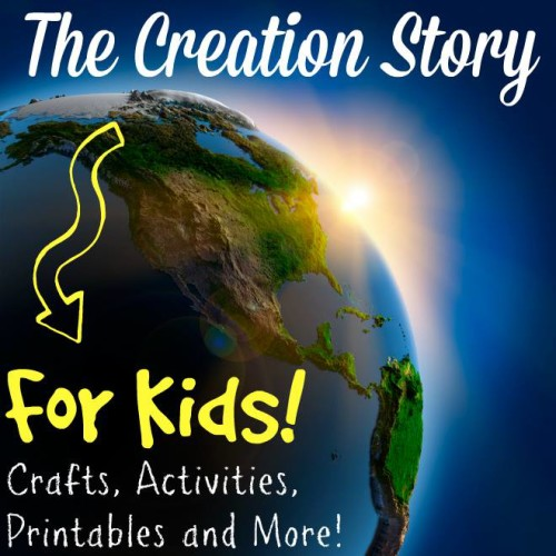 creation for kids series logo 2