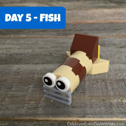 day 5 fish