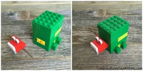 how to make a lego turtle 7