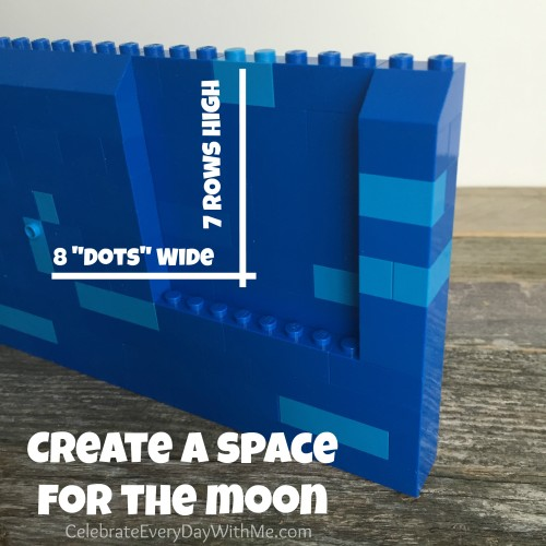 lego sky for creation - moon