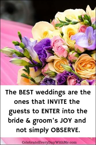 The Best Weddings