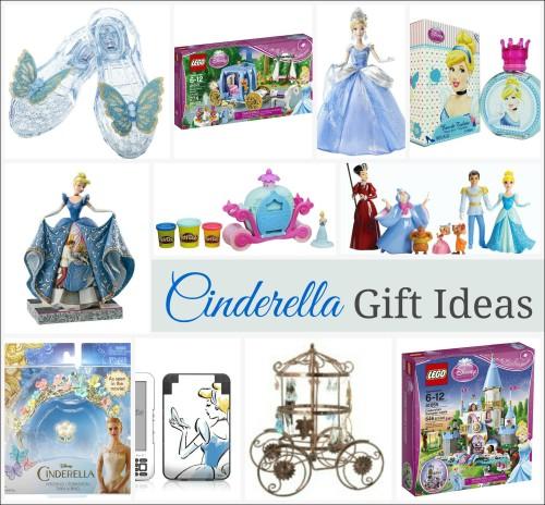 Cinderella Gift Ideas