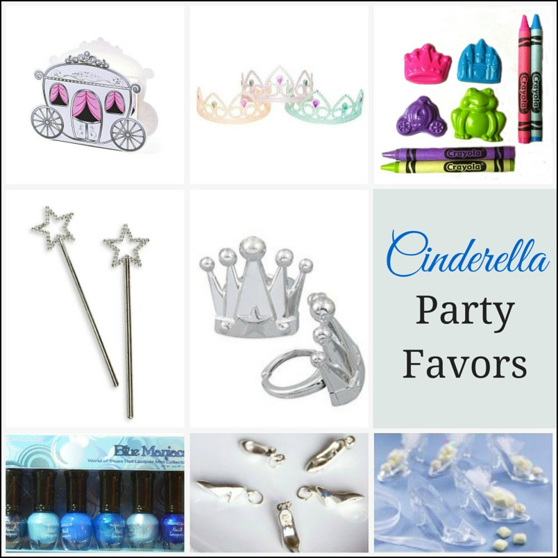Enchanting Collection of Cinderella Party Supplies - Celebrate Every ... fc8d69a850ff