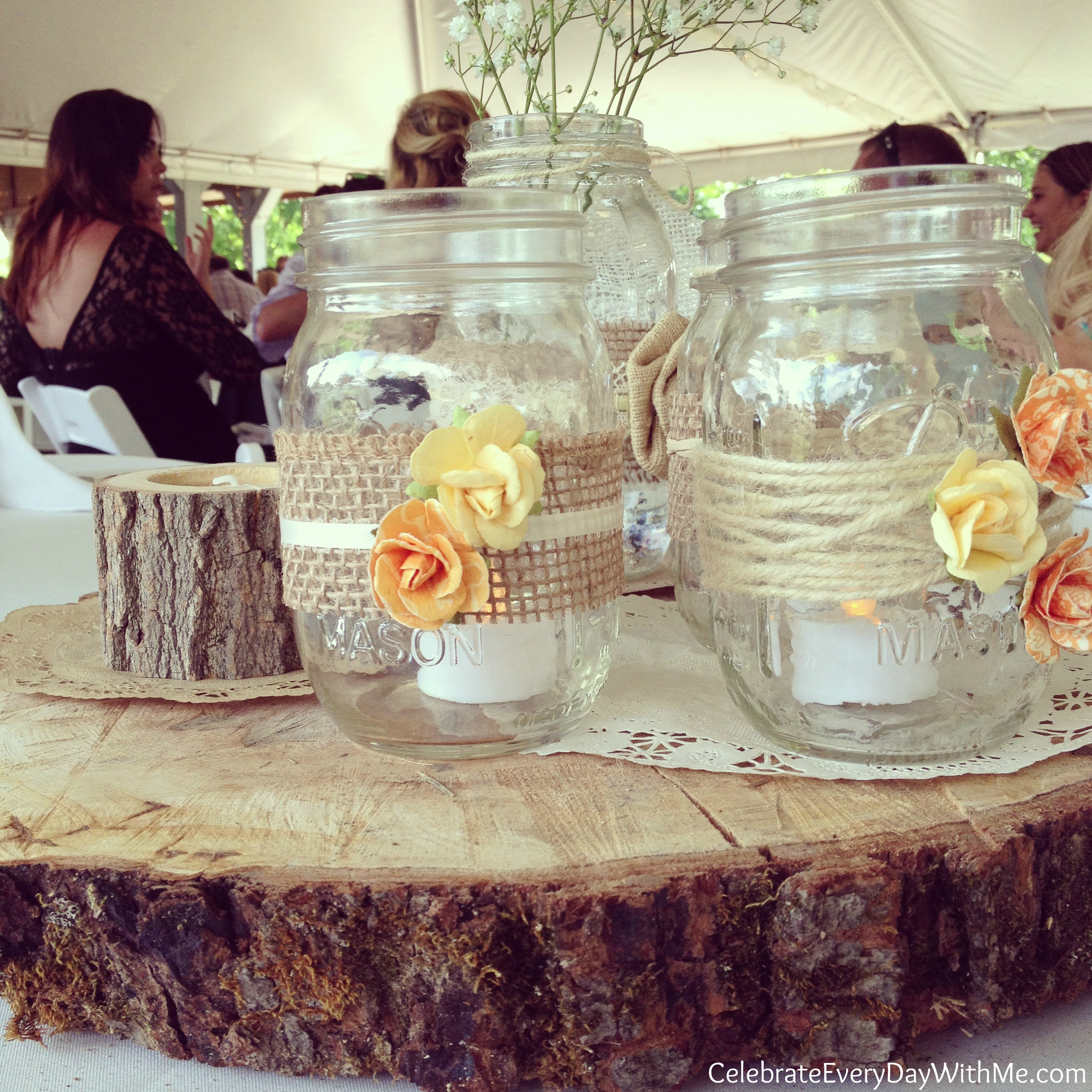 Country Wedding Ideas: Celebrate Every Day With Me