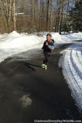 running with Reebok -1