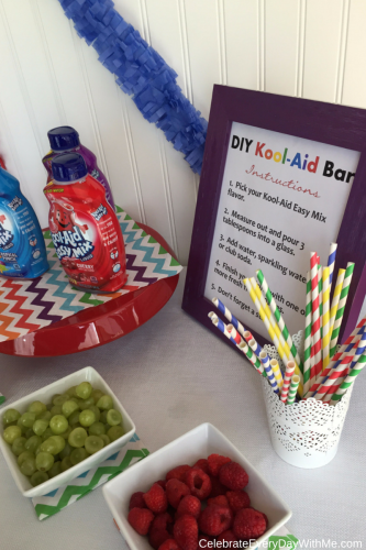DIY Kool-Aid Easy Mix Bar 4