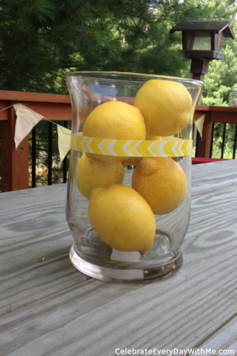 Lemonade Party-
