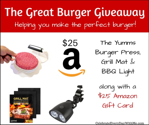 great burger giveaway!!