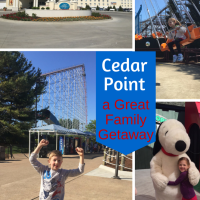 A Great Family Getaway To Cedar Point