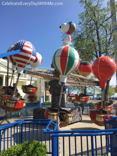 early admission at planet snoopy at cedar point