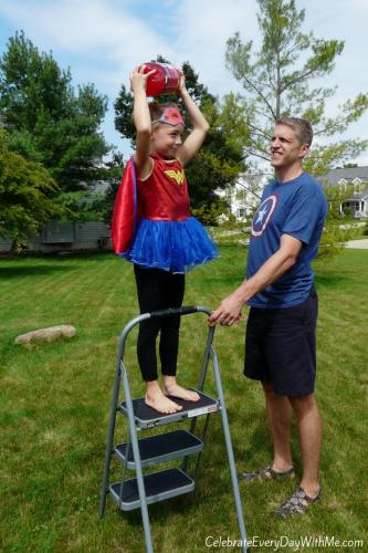 Super Hero Party 21